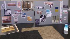 "Moodboards interior design meeting space ""The Loft"" Utrecht, Mood Boards, My Design, Loft, Restaurant, Interior Design, Space, Inspiration, Nest Design"