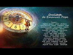 Emanuel Pope, Oralitate, lectura Maia Martin , video