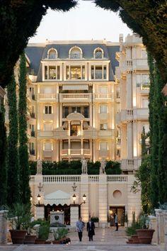 Hotel Metropole::Monte-Carlo