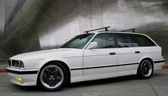 Supercharged M3 powered E36 touring