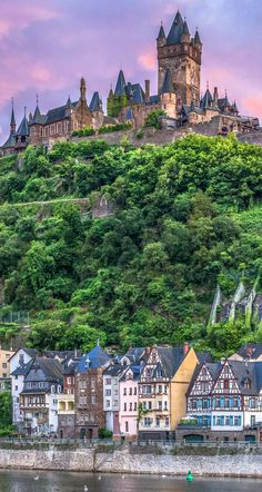Amazing Village of Cochem, Germany. Click through to see 25 more of the most beautiful villages in the world!