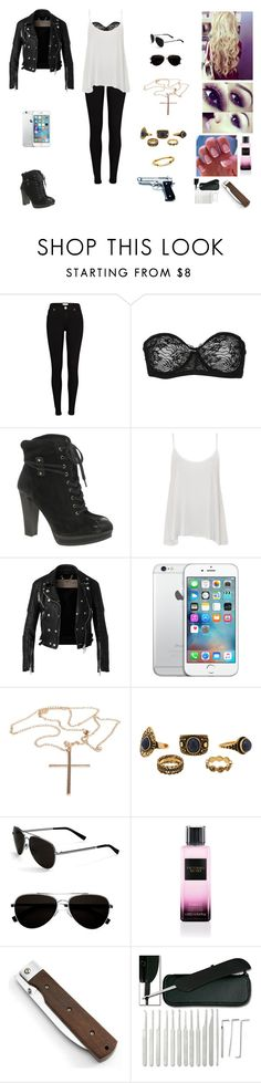 """Salt and Burn #24"" by jazmine-bowman on Polyvore featuring River Island, Princesse tam.tam, Nine West, WearAll, Burberry, Boohoo, Calvin Klein and Victoria's Secret"