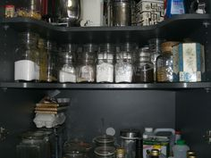 Agee glass jar collection at collectablepride.com