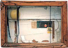 Joseph Cornell (1903 - 1972) found object art
