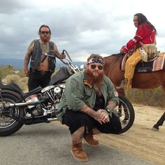 Watch: Action Bronson - Easy Rider (Behind The Scenes) | Video http://stupidDOPE.com/?p=338377 #stupidDOPE #Music