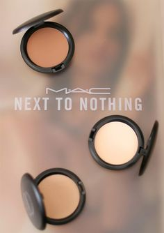 MAC Next to Nothing Collection Face Colours, Pressed Powders and Fan Brushes http://www.makeupandbeautyblog.com/cosmetics/mac-next-nothing-collection-face-colours-pressed-powders-fan-brushes/ #MakeupCafe