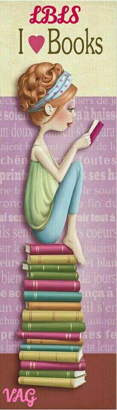 Lbls I ♡ books