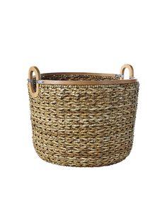 Seagrass BasketSeagrass Basket