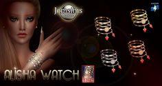Alisha watch at Jomsims Creations • Sims 4 Updates