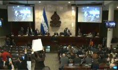 Conozca quiénes firmaron para instalar el Congreso de Honduras
