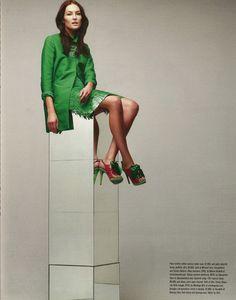 Elevate your style. Modern Luxury Manhattan US, March 2013