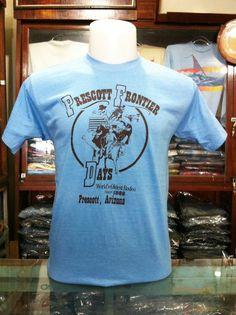 """สภาพดี ขนาด : อก 19 ยาว 28     Vintage 70's Cowboy Rodeo Southwest T-Shirt Good Condition True Vintage Measurements: Chest: 19 """" Length: 28 """""""