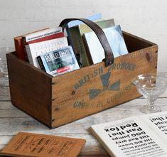 #vintagedecor #books #trug #antiques
