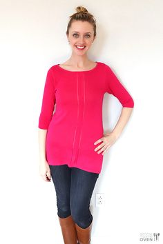 Stitch Fitch Colourworks Tulane 3/4 Sleeve Sweater Tunic http://stitchfix.com/sign_up?referrer_id=3295725