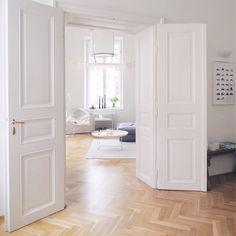 Hereinspaziert... Foto: Mitglied traumzuhause #wohnzimmer #livingroom #scandi
