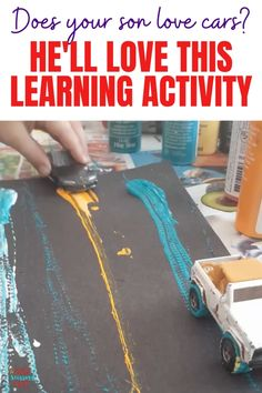 Learning activities for toddlers and preschoolers, activities toddlers love to do and will love to learn, no fighting or convincing invovled, easy activity for toddlers and kids, painting ideas for kids, preschool ideas for kids, toddler activities and crafts for kids, kids crafts, toddler crafts, preschool crafts that toddler will love, cheap crafts for toddlers and preschoolers Letter Activities, Preschool Learning Activities, Sensory Activities, Preschool Ideas, Preschool Crafts, Toddler Activities, Kids Crafts, Easy Toddler Crafts, Toddler Art