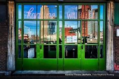 De kantine, Walhalla Rotterdam