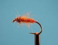 Ever heard of a guide fly? In case you haven't, guide flies have two qualities: They can be tied quickly, and they are high-confidence fish magnets. The Ginger Caddis Larva is such a fly. It's one …