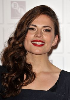 Hayley Atwell Peggy Carter, Hailey Atwell, Hayley Elizabeth Atwell, World Most Beautiful Woman, And Peggy, Woman Smile, Celebs, Celebrities, Agent Carter