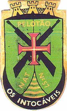 Pelotão de Caçadores Nativos 57 Guiné Symbols, Peace, Logos, Art, War, Art Background, Logo, Kunst, Performing Arts
