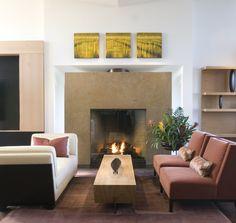 family room - modern - family room - san francisco - modern house architects