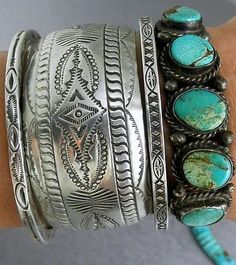 Green turquoise is my favorite...☮❤♓