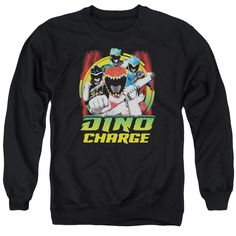 "Checkout our #LicensedGear products FREE SHIPPING + 10% OFF Coupon Code ""Official"" Power Rangers / Dino Lightning - Adult Crewneck Sweatshirt - Power Rangers / Dino Lightning - Adult Crewneck Sweatshirt - Price: $39.99. Buy now at https://officiallylicensedgear.com/power-rangers-dino-lightning-adult-crewneck-sweatshirt"