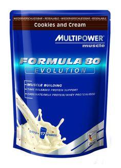 Formula 80 Evolution 510g