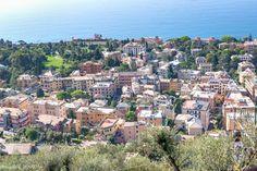 Il quartiere di Sant'Ilario a Genova - Foto Vagabonde Dolores Park, Travel, Viajes, Destinations, Traveling, Trips