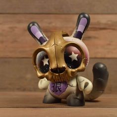 New Custom Kidrobot Dunny from RXSE7EN @ NYCC!