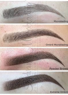 Celebrities With Tattooed Eyebrows – My hair and beauty Eyebrow Makeup Tips, Permanent Makeup Eyebrows, Eye Makeup Brushes, Makeup Eyes, Makeup Tools, Mircoblading Eyebrows, Tattooed Eyebrows, Drawing Eyebrows, Thicker Eyebrows