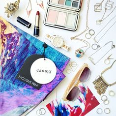 Flatlay from www.instagram.com/corruptingmiffy featuring Cameo the Label