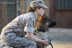 "The first trailer for ""Megan Leavey"" was unveiled on YouTube. Directed by Gabriela Cowperthwaite, starring Kate Mara."