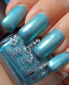 Edgy Polish - Too Fancy Lacquer Starry Eyes