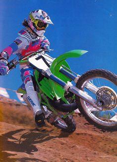 1992 Kawasaki KX250