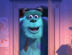 The final Image : Monsters Inc., 2001 (dir. Pete Docter, David Silverman)