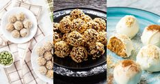 Jednoduché, rýchle a chutné nepečené guľky patria k dokonalým sladkým potešeniam nielen počas sviatkov. Tiramisu, Muffin, Breakfast, Ethnic Recipes, Food, Morning Coffee, Essen, Muffins, Meals