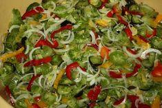 Reszteczka , to szybka i smaczna sałatka warzywna do słoika , na zimowe dni… Vegetable Pizza, Salsa, Appetizers, Potatoes, Vegetables, Ethnic Recipes, Manicure, Food, Pickling