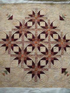 Beautiful Work on Batiks
