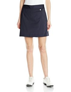 Cutter  Buck Womens CB Drytec Coast Skort Liberty Navy 10 >>> You can find out more details at the link of the image. Note:It is Affiliate Link to Amazon.