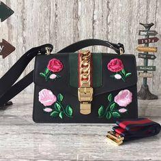 0a1d8f3b312 Gucci Sylvie Shoulder Bag 100% Authentic 80% Off