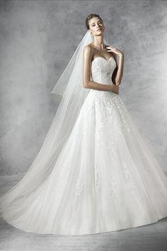 Suknia ślubna Pronovias PLACET-001 2016