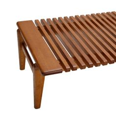 Bench by Hans Wegner
