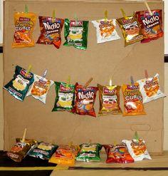 Resultado de imagen para diy snack stand