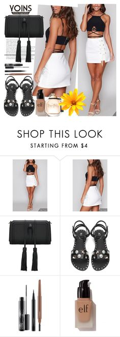 """""""YOINS"""" by gaby-mil ❤ liked on Polyvore featuring MAC Cosmetics, e.l.f., yoins, yoinscollection and loveyoins"""