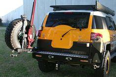 Custom Fj Cruiser, Land Cruiser, Cars Land, Offroad, 4x4, Toyota, Trucks, Black And White, Vehicles