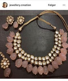 Bridal Jewelry Don't Just Wear It For The Wedding Indian Wedding Jewelry, Indian Jewelry, Bridal Jewelry, Beaded Wedding Jewelry, Bridal Bangles, Jade Jewelry, Diamond Jewelry, Jewelry Sets, Silver Jewelry