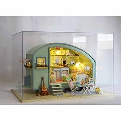 #DIY #Wooden #Dolls #House #Miniature #Kit #Caravan #Doll #House #Music #Box #Xmas #Gift NEW Unbranded Specification: Model: M011 Hemiola's Room #Box size:18×8×15 cm Full Assembled: 14.5×11.5×10.5 cm Material: #Wooden,frame,Cardboard Paper,Wood,Fabric,PVC https://hobbiesandcrafts.boutiquecloset.com/product/diy-wooden-dolls-house-miniature-kit-caravan-doll-house-music-box-xmas-gift-new/