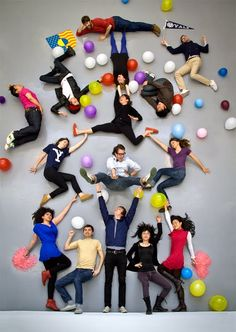 """fun with balloons and """"gravity"""""""