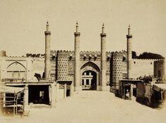 Tehran 1848 to 1864-2